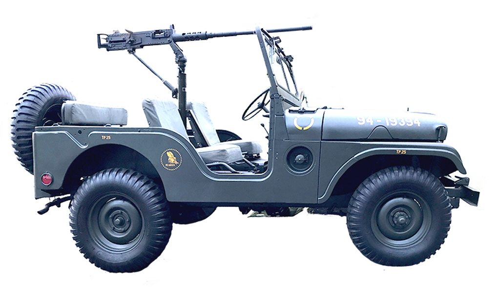 1953 M38A1 Navy Jeep